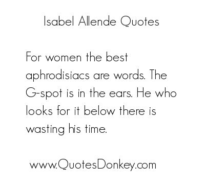 to our Isabel Allende section below are all our Isabel Allende Quotes ...