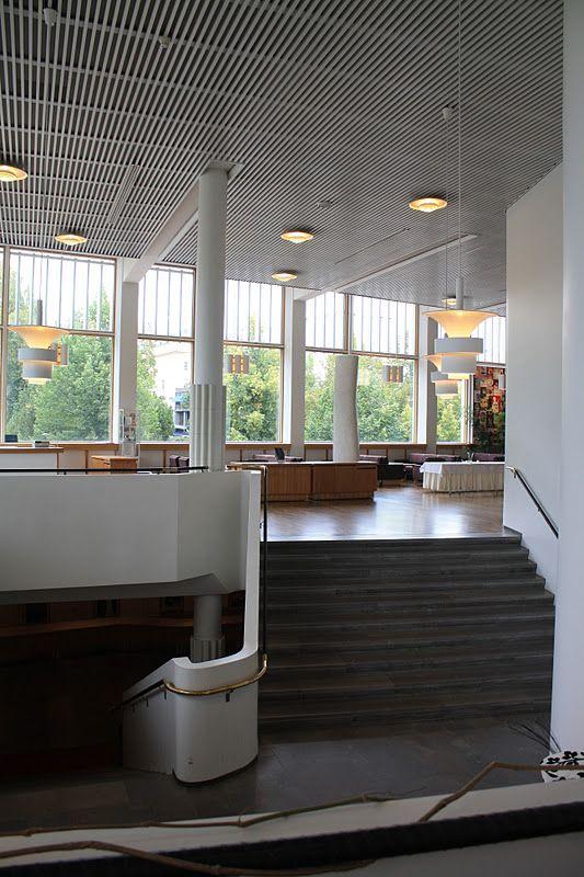 Alvar Aalto's Architecture: November 2010