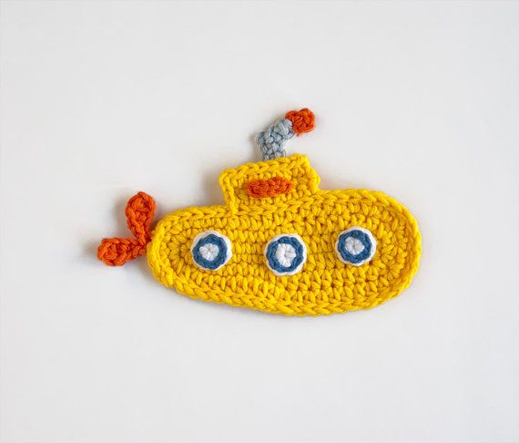 crochet application