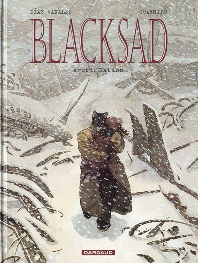 Couverture de Blacksad -2- Arctic-Nation
