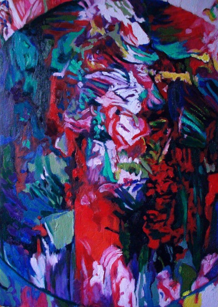 Faces No. 4 | J.M.K ART