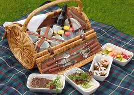 Summer Picnics in the Park <3