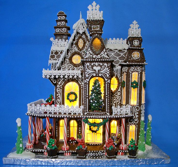 Gingerbread House 2014 Goodiesbyanna Typepad Com Candy