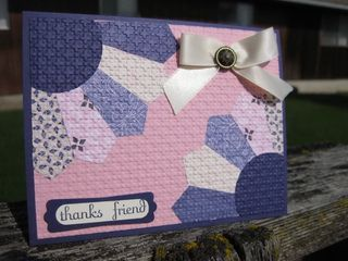 .: Embossing Cards, Cards Cards Cards, Cards Ideas, Fans Cards, Quilts Cards, Patchwork Cards, Dresden Cards, Stunning Cards, Plates Cards