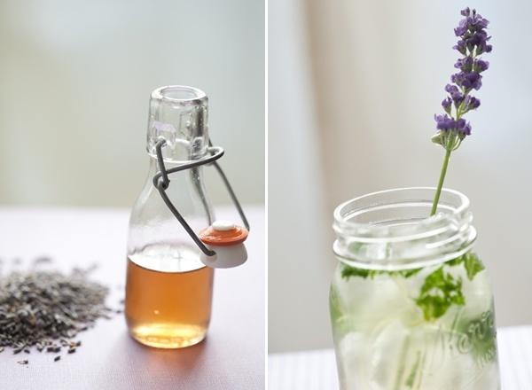 Lavender simple syrup recipe. recipes-food