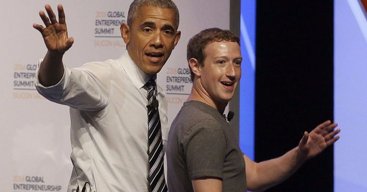 Facebook's fake news problem was so bad even Barack Obama talked to him about it