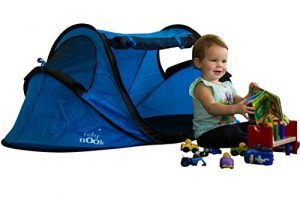 Baby Tents For The Beach – The Baby Nook Portable Shelter System