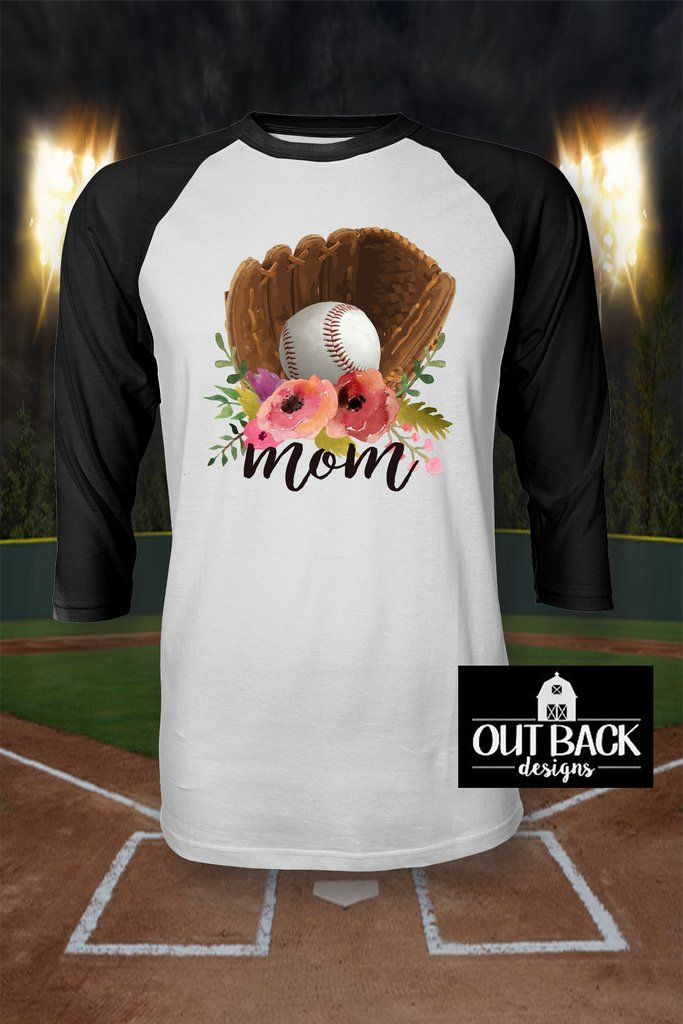 Mom's Floral Glove Sublimated T-Shirt