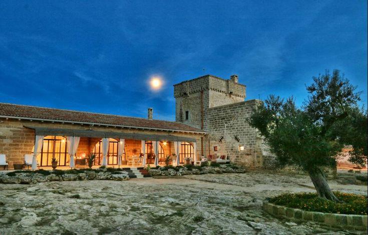 Luxury Villa Masseria Rental Apulia | Antica Masseria del Fano, Salve, Salento