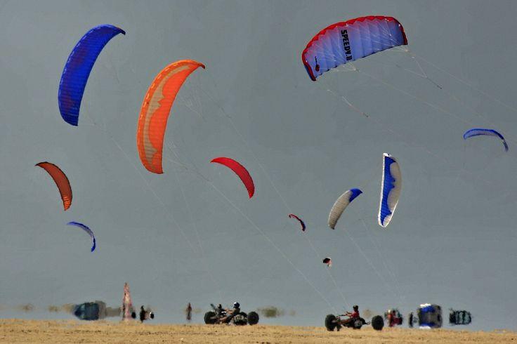 Kite buggy #rømø