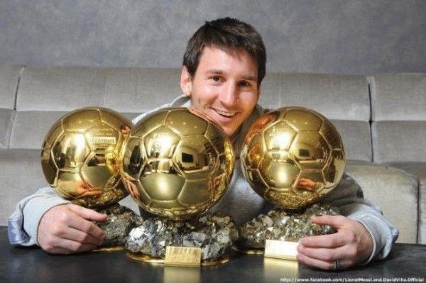 FIFA Ballon d'Or 2013 : Messi, Ronaldo, Zlatan Ibrahimovic et Benzema nommés