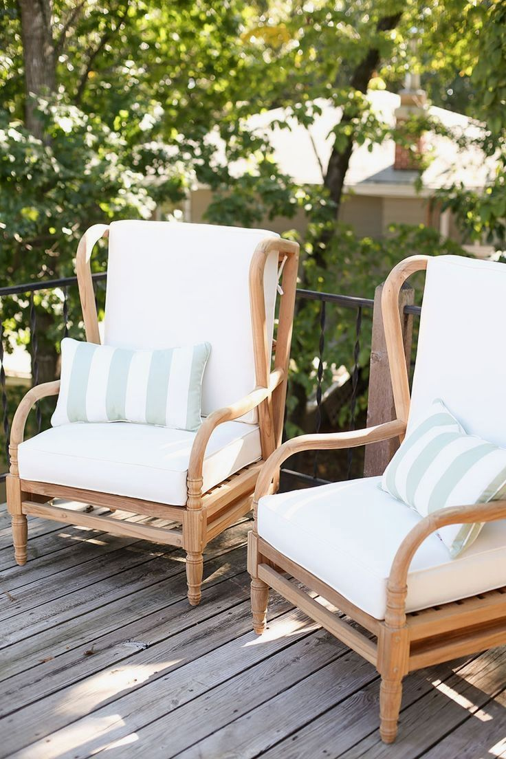 30 white modern outdoor furniture ideas for your yard