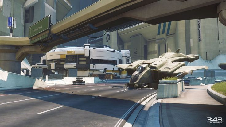 Halo 5 will be 'true 4K' on Xbox One X, but it's not coming to PC