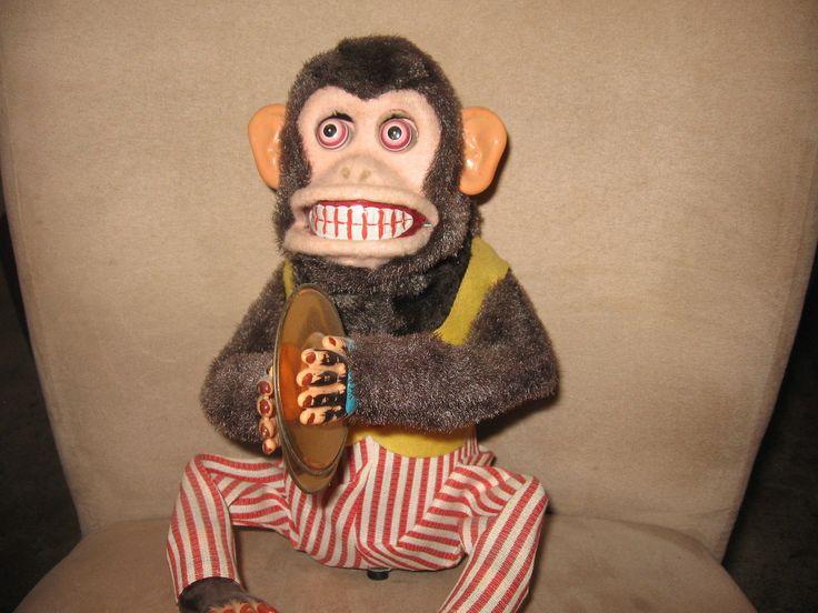 Jolly Chimp Japán Doll 60's