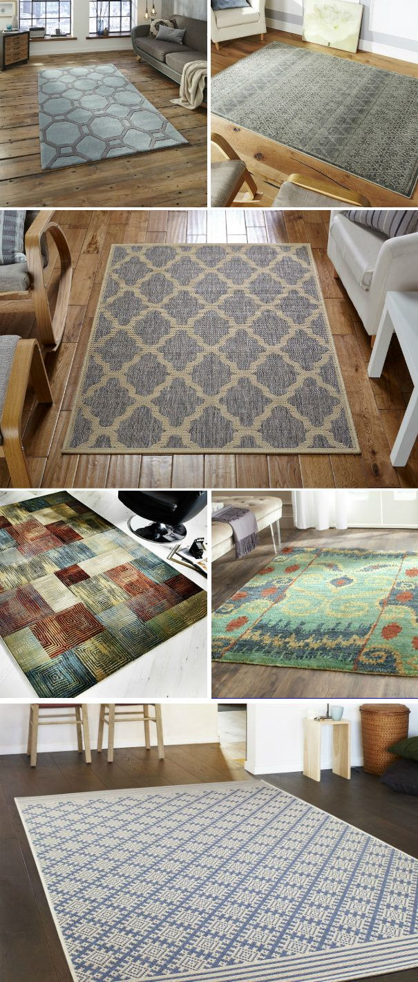 Rugs Under £100—warm your look from the ground up. Visit Wayfair UK and sign up…