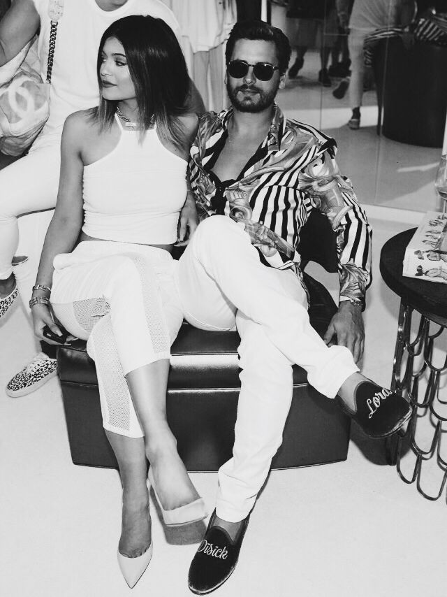 ♡♡♡ Kylie & Lord Disick