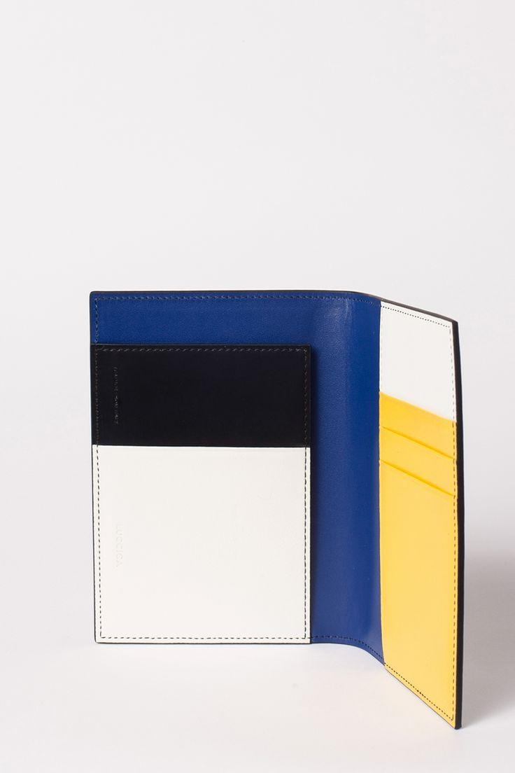 Pieter Mondrian passport holder