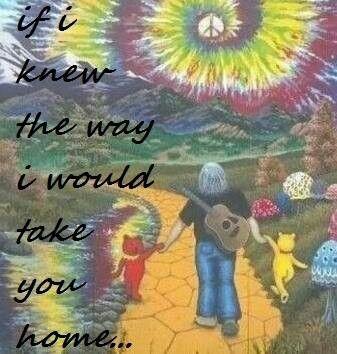 ☮ American Hippie Quotes ~ Music  Grateful Dead