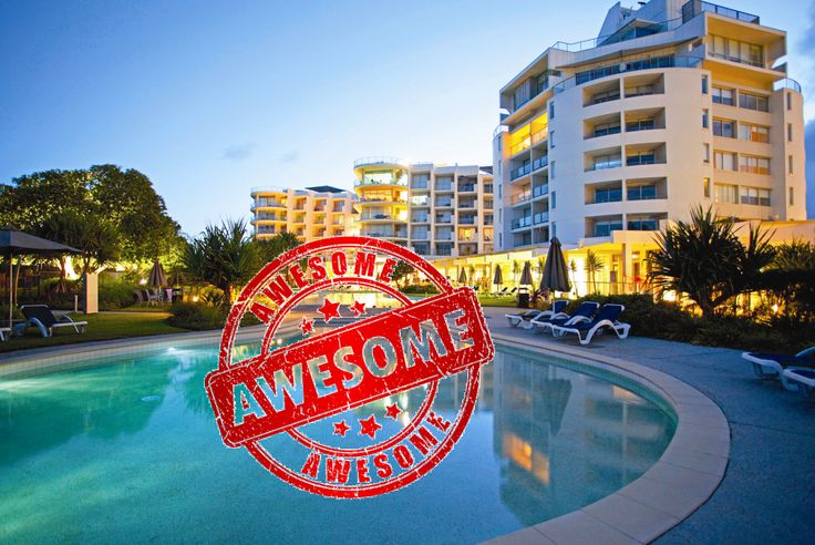 If you think good things about yourself, good things will happen! Click the link and type the promo code IAMAWESOME to prove it*  *We'll give you 15% off your stay at Ramada Marcoola Beach. Book By: 11 March 2014. Travel By: 30 April 2014.