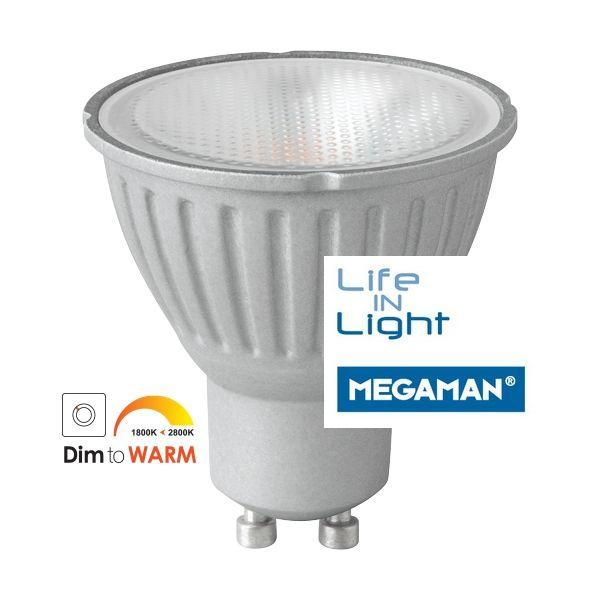 LR5006wDG-WFL-GU10-2800K-230V DIM TO WARM