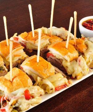 Sanduíche de Pernil ao estilo Estadão