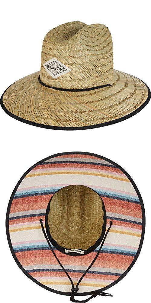 711966290b6 Billabong Junior s Tipton Straw Hat