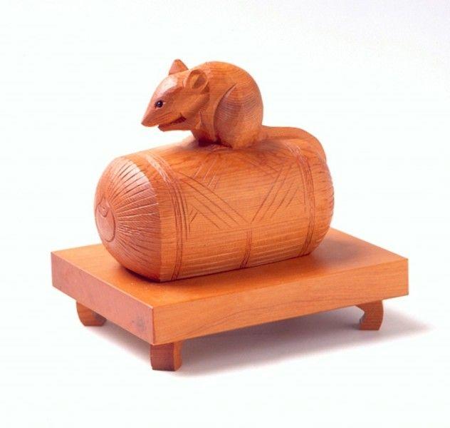 一位一刀彫 | 伝統的工芸品 | 伝統工芸 青山スクエア