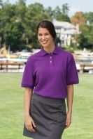 Inner Harbor Ladies\' Short Sleeve Polo #Golf #PromoProducts