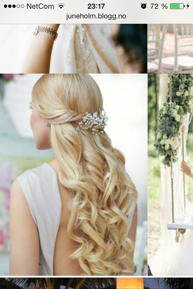 Half Down Hairstyles Perfect Prom