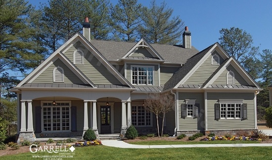 Meadowmoore Cottage House Plan # 05336, Front Elevation, Cottage Style House Plans, Southern Style House Plans