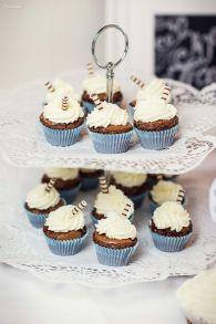 Babyparty, Babyparty Deko, Babyshower, Rezepte & Ideen am Blog, Baby, Dekorationsideen, Mini Cupcakes, Zitronencupcakes, Schokoladen Cupcakes, backen, Rezept Cupcakes