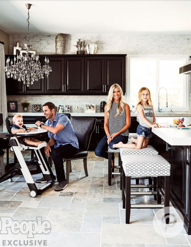 Tarek and christina 39 s kitchen kitchens pinterest for How much are tarek and christina worth
