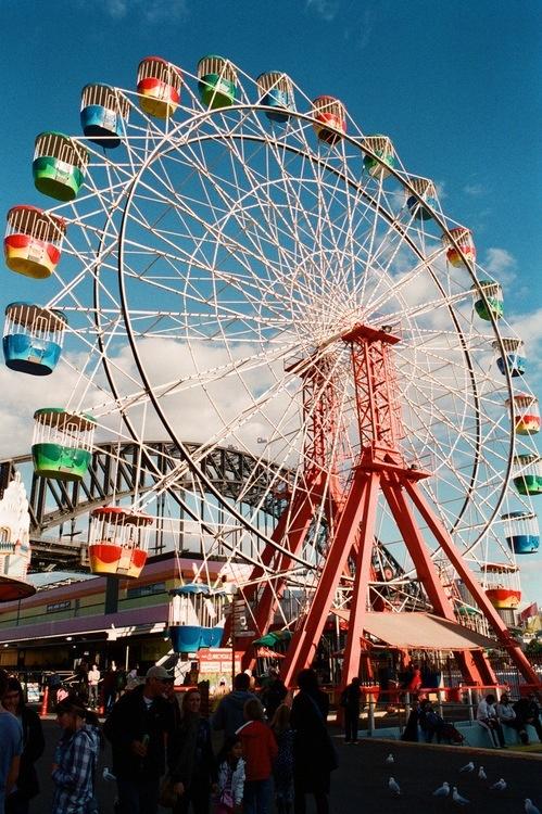 Luna Park Park Sydney