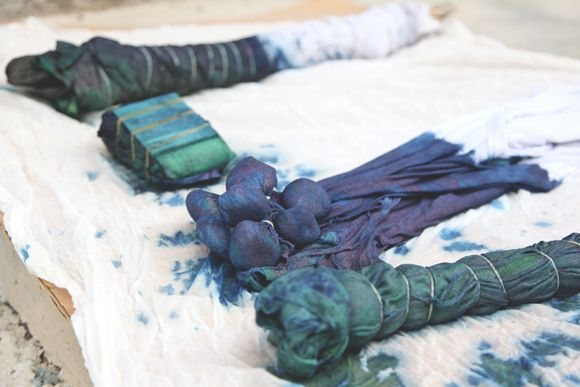 Shibori: Dyeing With Indigo