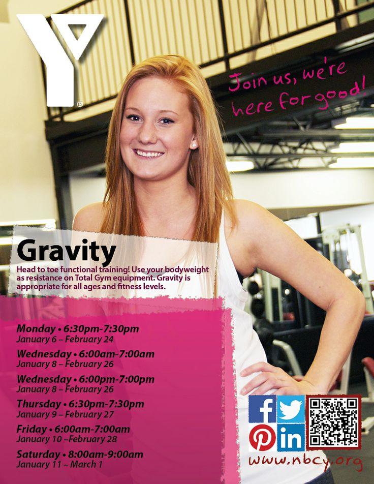 Register for #Gravity #strength training!