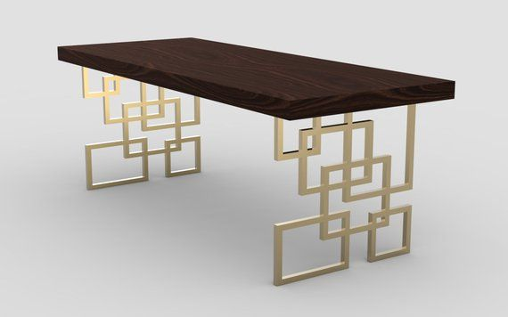 Brass Dining Table Base Gold Coffee Table Base Brass Dining