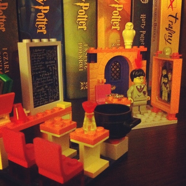 Harry Potter LEGO.