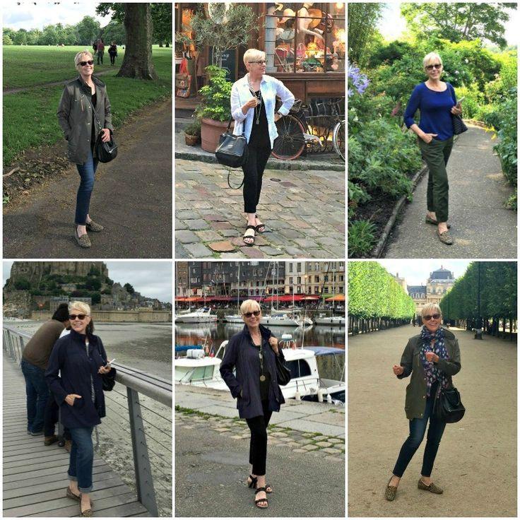 une femme d'un certain âge | Travel Wardrobe Recap: Europe (Summer 2016)