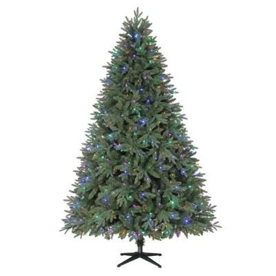 9 Ft Christmas Tree With Led Lights