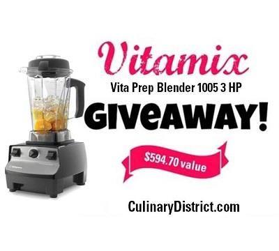 Win a Vitamix VitaPrep 1005 3 HP!