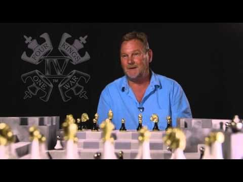 Video Testimonial - Colin Dougherty http://4kings1war.com #4Kings1War