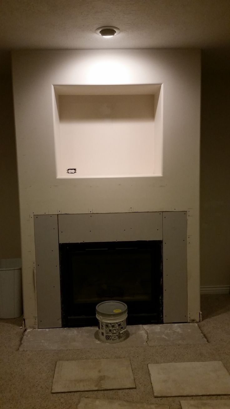 1000 Images About Basement Stone Fireplace Makeover Diy On Pinterest