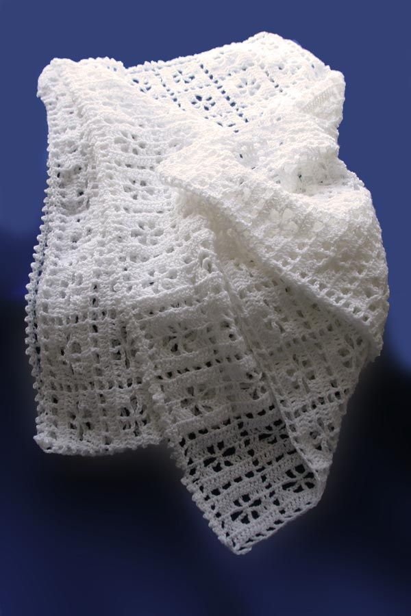 Free Crochet Pattern - Christening Dress - Crafts - Free Craft