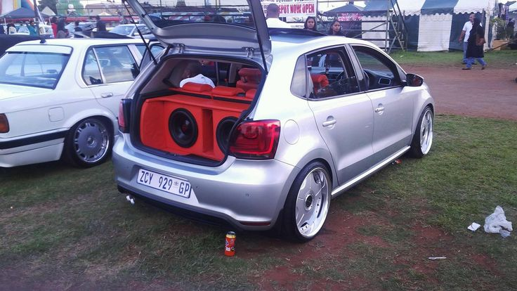 Polo 1.4 Gti, sound block in boot, deep dish rims. Maf town vw club South Africa