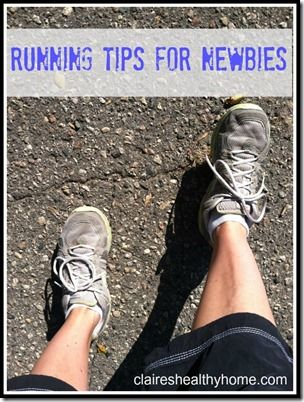 Running Tips for Newbies. Or those of us that have not run
