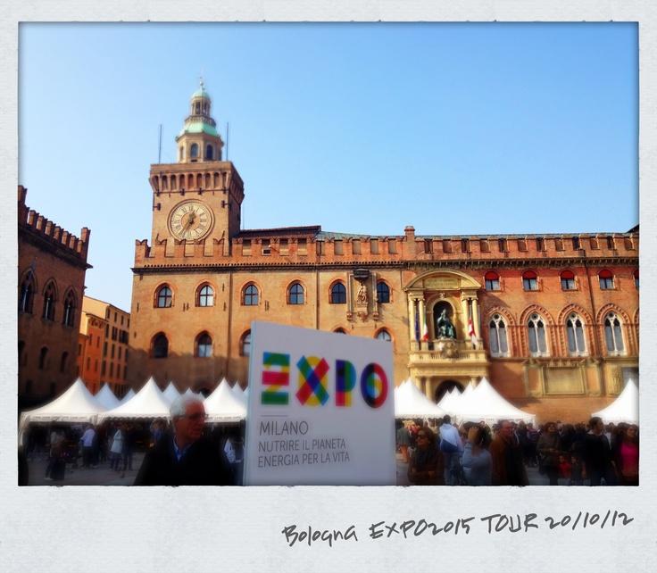 Bologna Expo Tour Milano 2015_Piazza Maggiore