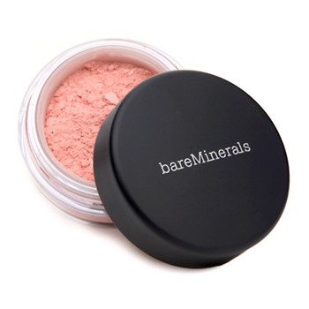Bare Minerals Blush in Vintage Peach From Beauty.com #DressUpPartyDown