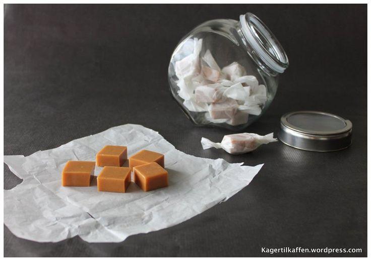 Vanilje karameller