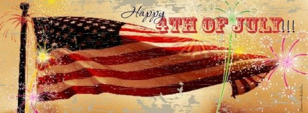 4th of July Images for Facebook Cover