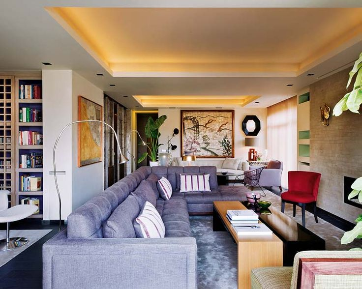 Nice ceiling! Pascua Ortega interior designer | Nuevo Estilo magazine